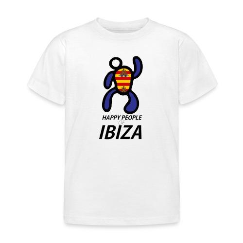 Happy People of Ibiza - Kinderen T-shirt