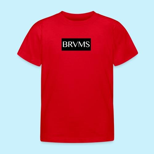 BRVMS - T-shirt Enfant