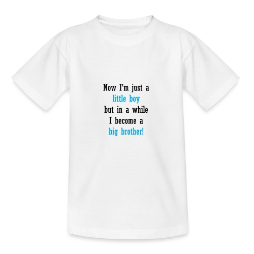 Big brother - Kinderen T-shirt