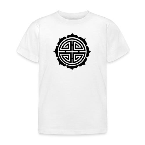 Four blessings, Chinesischer Glücksbringer, Segen - Kinder T-Shirt