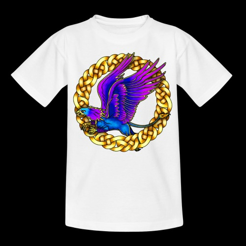 Royal Gryphon - Kids' T-Shirt