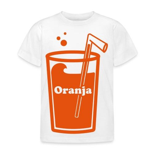 Oranja - Kinderen T-shirt