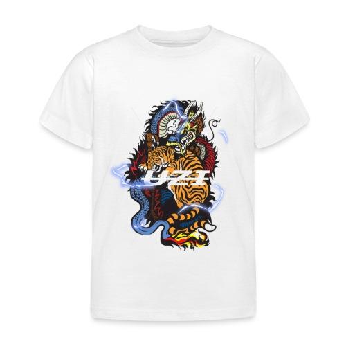 Tiger&DragonUzi - T-shirt Enfant