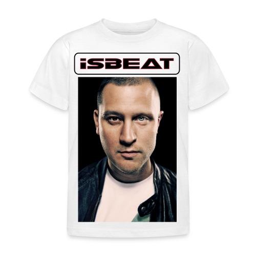 ISBEAT logga outline - T-shirt barn