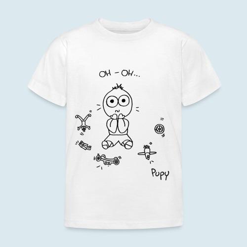 Pupy: oh-oh... - boy - Maglietta per bambini