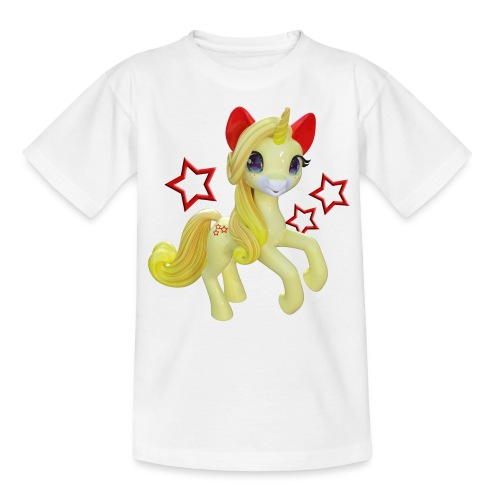Einhorn in Fairyland - Kinder T-Shirt
