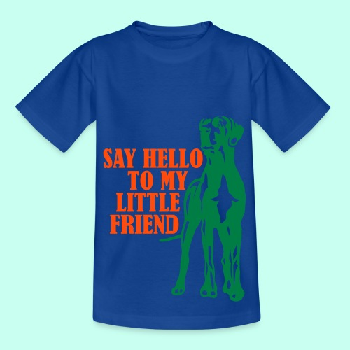 Say Hello To My Little Friend - Kinder T-Shirt