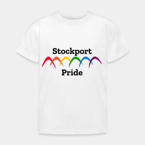 Stockport Pride - Kids' T-Shirt