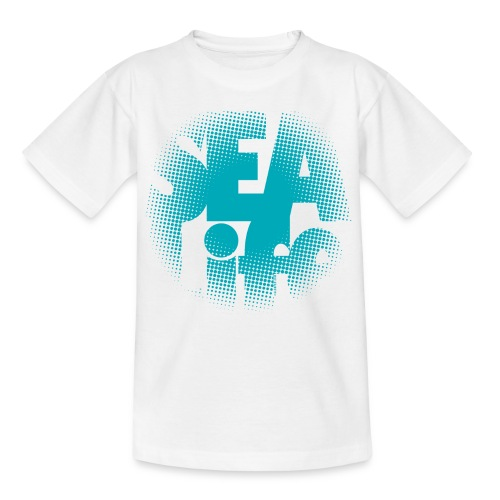 Sealife surfing tees, clothes and gifts FP24R01A - Lasten t-paita
