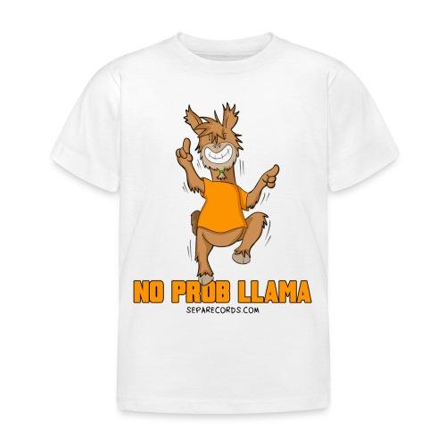 NO PROB LLAMA - Maglietta per bambini