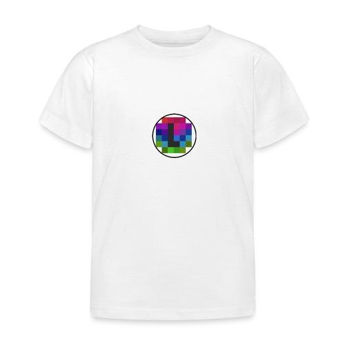 PixelColor - T-Shirt weiß - Kinder T-Shirt
