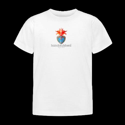 Hand aufs Herz - Kinder T-Shirt