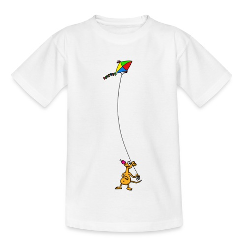 Drachensteigen - Kinder T-Shirt