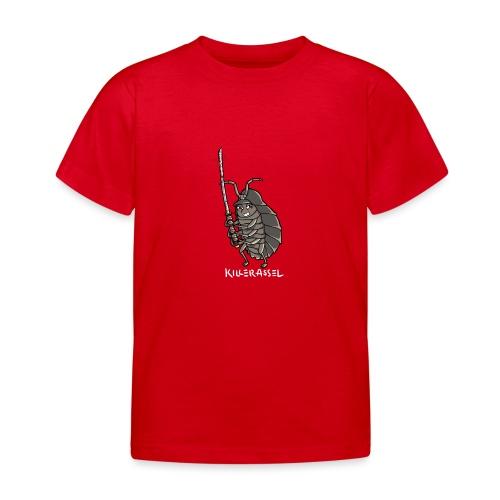 killerassel-white - Kinder T-Shirt