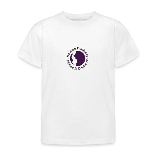 Suomen Doulat ry logo - Lasten t-paita