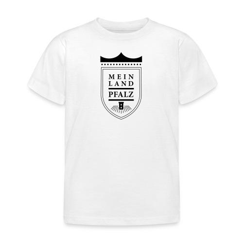 meinlandpfalz wappen - Kinder T-Shirt