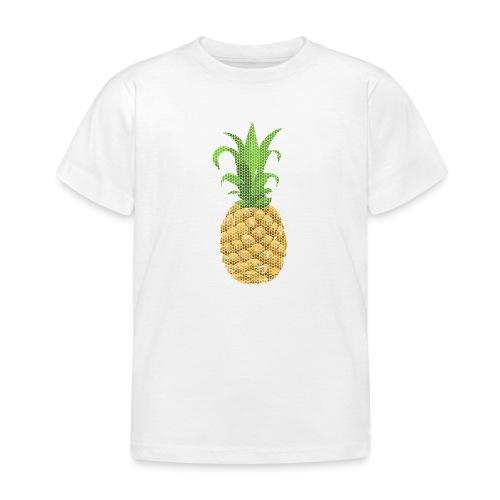 Dots Ananas - Kinder T-Shirt