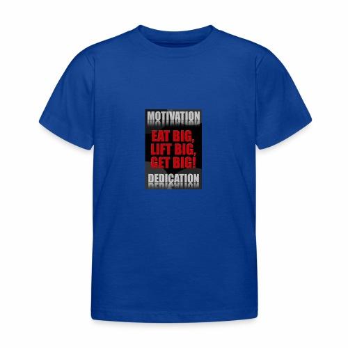 Motivation gym - T-shirt barn