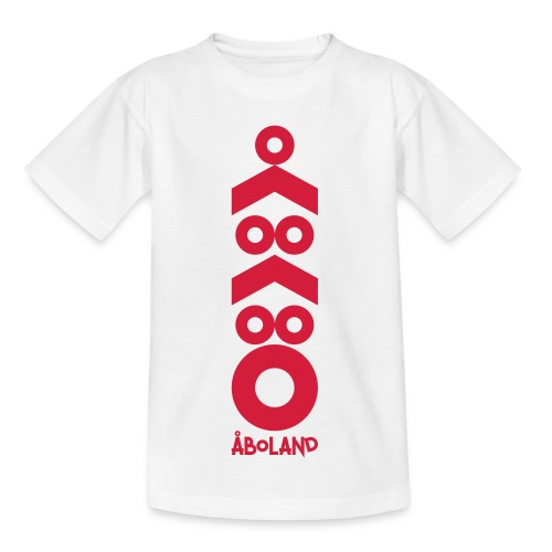 ÅÄÖ - Lasten t-paita