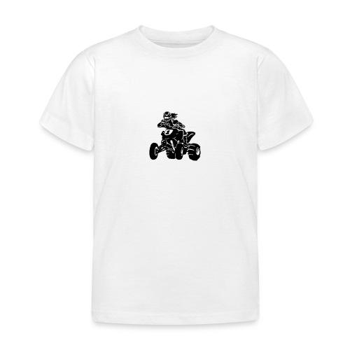 Motocross QuadLady - Kinder T-Shirt