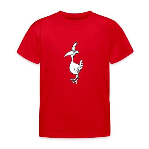 Vogel Design - Kinder T-Shirt