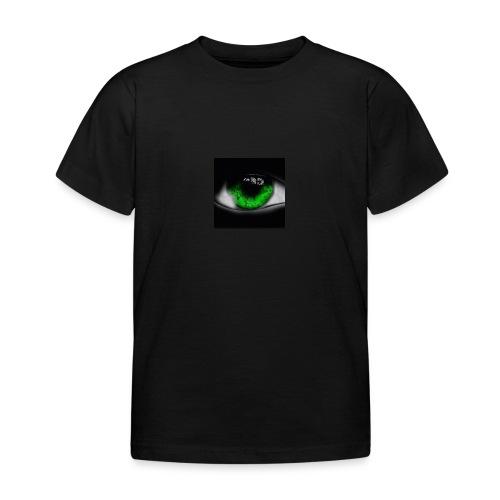 Green eye - Kids' T-Shirt