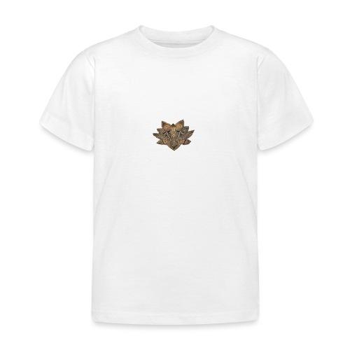 lotus - Kinderen T-shirt