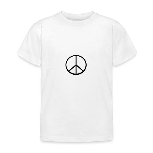 peace - T-shirt barn