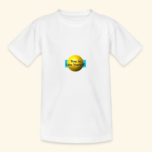 Time to Love Yourself - Kinder T-Shirt