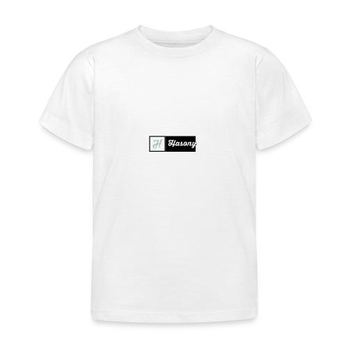 HASONY - Kinderen T-shirt