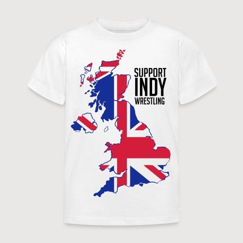 Indy Britain - Kids' T-Shirt