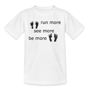 Run Collection - T-skjorte for barn
