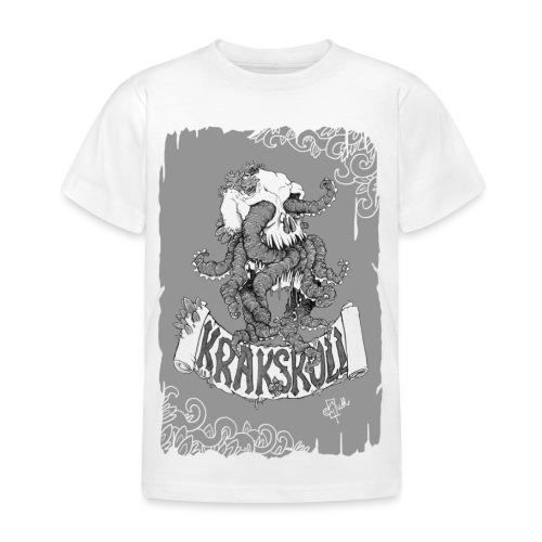 Krakskull - Kinder T-Shirt