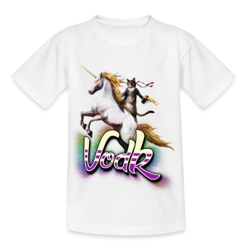 VodK licorne png - T-shirt Enfant