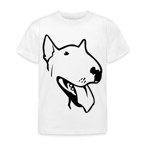 bull terrier2 - Kids' T-Shirt