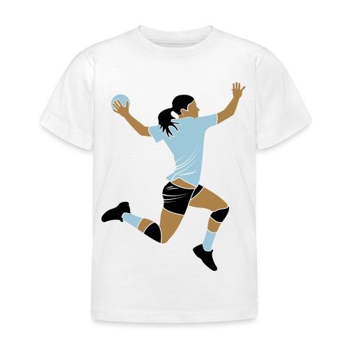 handballeuse - T-shirt Enfant