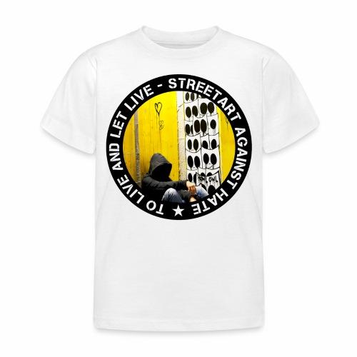 No hate family - by Eulen Heulen (CH) - Kinder T-Shirt