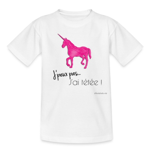 Tetee ! - T-shirt Enfant