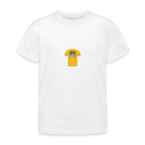 Castle design - Børne-T-shirt