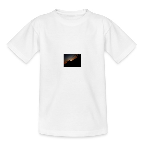 Cielo eclipsado - Camiseta niño