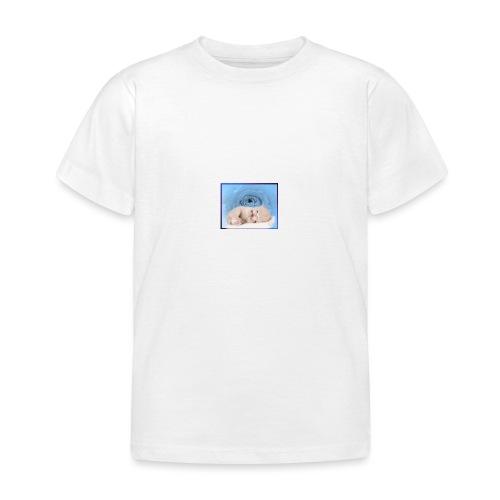 poesje 1 - Kinderen T-shirt