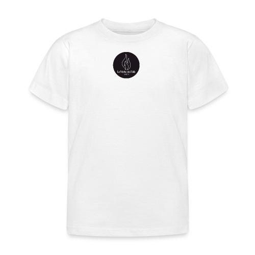 Logo Notte dei falo 3 - Maglietta per bambini