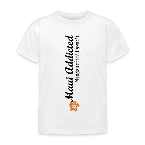 MAddLogoVert ai - Kids' T-Shirt