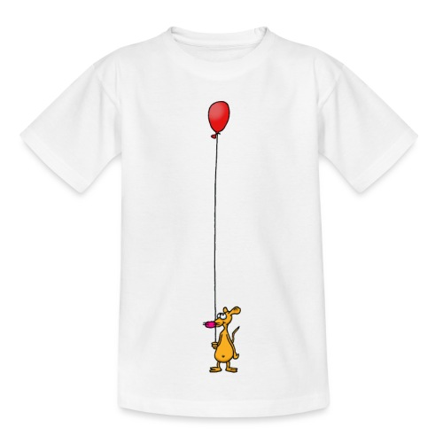 Luftballon - Kinder T-Shirt