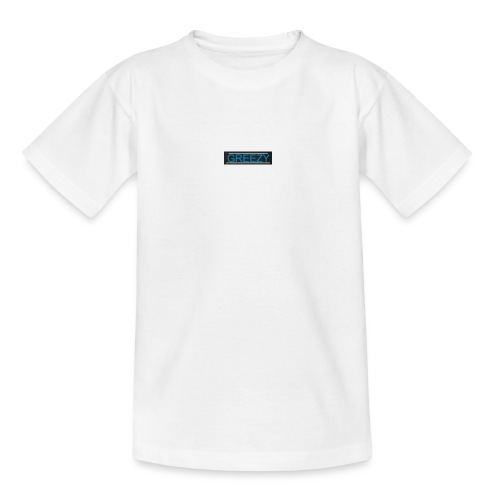 GREEZY MERCH LOGO - Kids' T-Shirt
