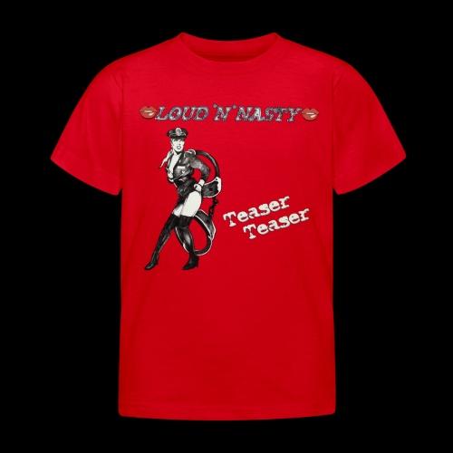 Teaser-Teaser - T-shirt barn