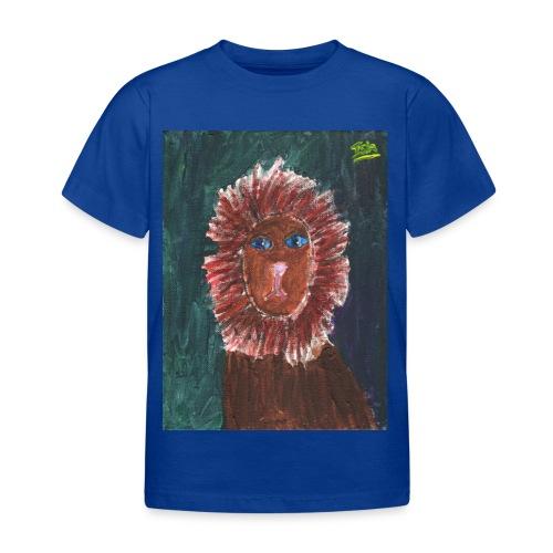 Lion T-Shirt By Isla - Kids' T-Shirt
