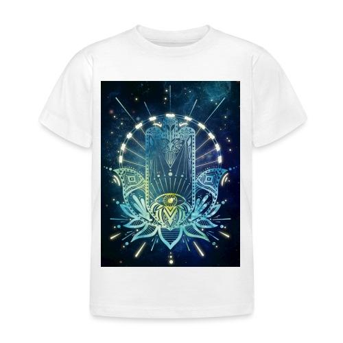 Hamsa Hand - Kids' T-Shirt