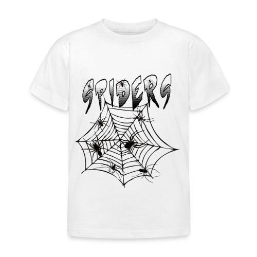 Spiders - Lasten t-paita