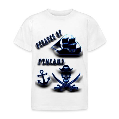 Pirates - Lasten t-paita